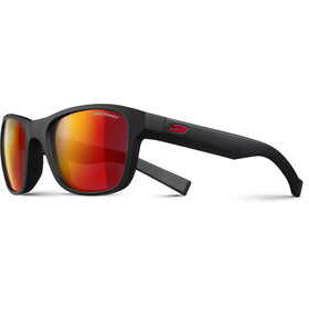 Julbo Junior 10-15Y Reach L Spectron 3CF Sunglasses Matt Black-Multilayer Red